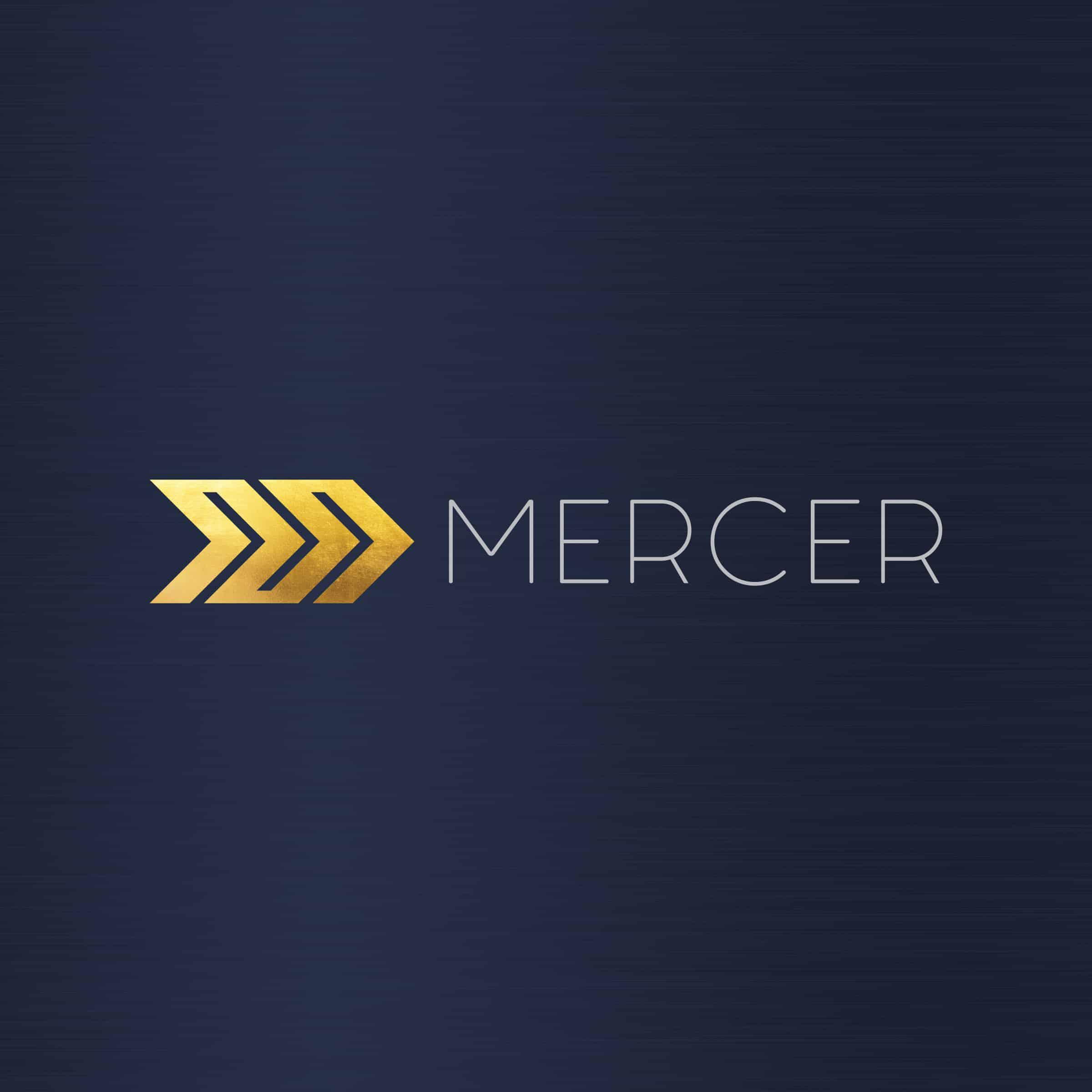 Logo Design & Brand Development for Mercer