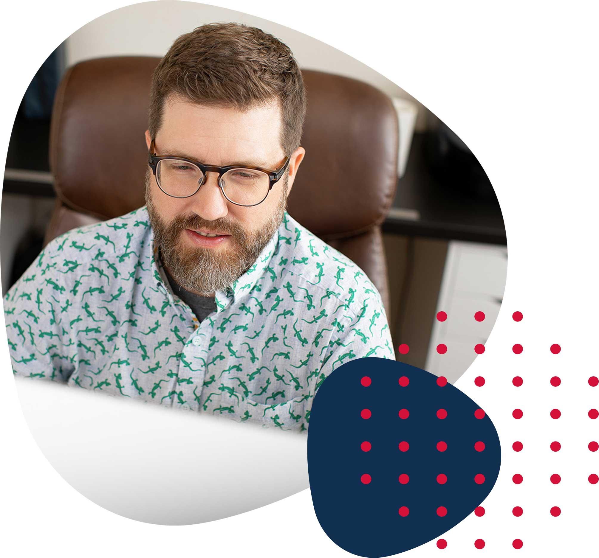 Tim Ellis, CEO & Founder, Graphic Designer, Web Developer, Marketing Consultant for small businesses.